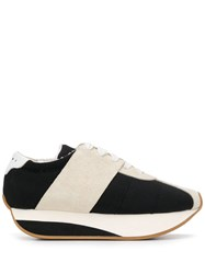 Marni Bigfoot Sneakers Blue