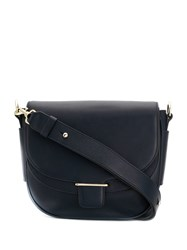 Tila March Garance Saddle Bag Blue
