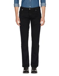 Dirk Bikkembergs Sport Couture Casual Pants Black
