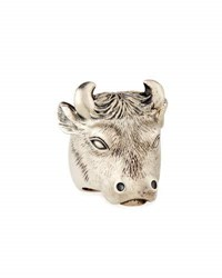 Bliss By Damiani Alias Bull Beastie Statement Ring Size 8.5
