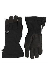 Arc'teryx Fission Primaloft And Gore Tex Ski Gloves