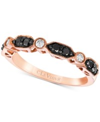 Le Vian Exotics Diamond Ring 3 8 Ct. T.W. In 14K Rose Gold