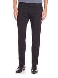 Armani Collezioni Solid Five Pocket Pants