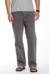 James Perse Utility Pant Gray