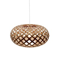 David Trubridge Kina Light Caramel 45Cm