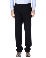 Karl Lagerfeld Lagerfeld Trousers Casual Trousers Men Black