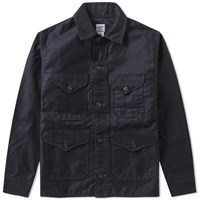 Post Overalls Cruzer Jacket Black