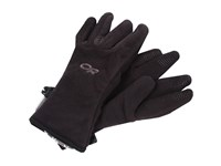 Outdoor Research Fuzzy Gloves Youth Black Extreme Cold Weather Gloves
