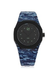 D1 Milano Camo Collection A Ca03 Watch