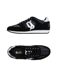 Galliano Footwear Low Tops And Trainers Men Black