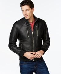 Inc International Concepts Bryan Bomber Jacket Only At Macy's Black