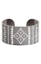 Freida Rothman Women's Contemporary Deco Cuff