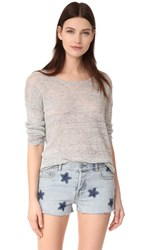 Rails Perri Pullover Heather Grey