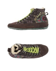 Desigual Footwear High Tops And Trainers Women