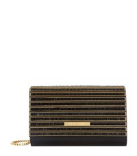 Elie Saab Crystal Embellished Clutch Female