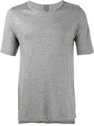Lot 78 Lot78 Cashmere T Shirt Grey