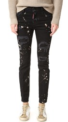 Dsquared Cool Girl Jeans Black