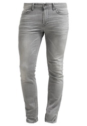 Only And Sons Onsavi Slim Fit Jeans Light Grey Denim