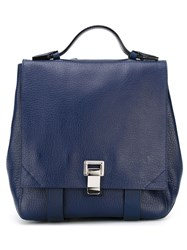 Proenza Schouler 'Courier' Backpack Blue
