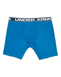 Under Armour Original Series Boxer Brief Peacock Overcast Gray