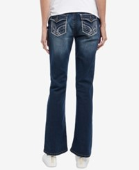 Motherhood Maternity Boot Cut Light Wash Jeans