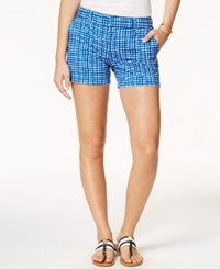 Tommy Hilfiger Hollywood Printed Twill Shorts Surf The Web