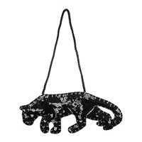 Jan Constantine Exclusive Panther Tree Decoration