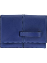 Valentino Garavani Clutch Bag Blue