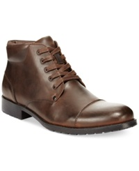 Unlisted Break Cover Cap Toe Boots Men's Shoes