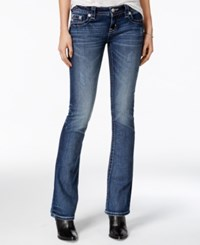 Miss Me Medium Blue Wash Bootcut Jeans