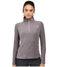 The North Face Street Lounge Crew Tnf Dark Grey Heather Women's Long Sleeve Pullover Gray