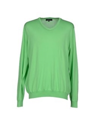 Faconnable Sweaters Green
