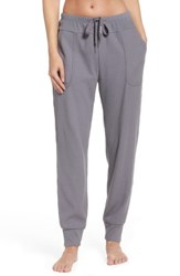 Dkny Women's Lounge Jogger Pants Ashen