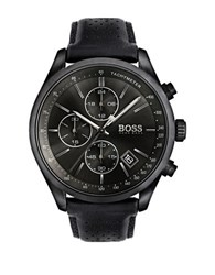 Hugo Boss Grandprix Motorsport Bezel Chronograph Black