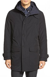 Michael Kors Reversible Hooded Anorak Black