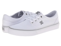 Dc Trase Tx White Skate Shoes