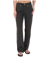Royal Robbins Panorama Pants Obsidian Women's Casual Pants Brown