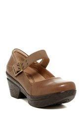 Sanita Nyla Mary Jane Pump Gray