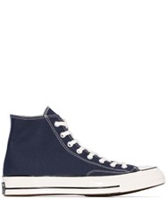 Converse Chuck 70 High Top Sneakers Blue