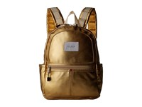 State Bags Metallic Mini Kane Backpack Gold Backpack