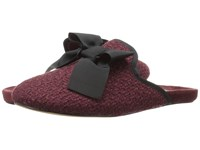 Daniel Green Olive Burgundy Women's Slippers