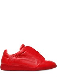 Maison Martin Margiela Future Soft Leather Sneakers