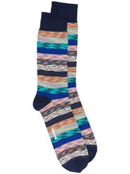 Missoni Striped Socks 60