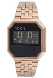 Nixon Rerun Digital Watch Rose Gold