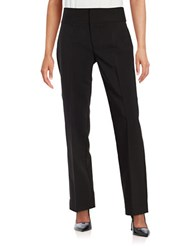 Imnyc Isaac Mizrahi Wide Leg Dress Pants Black