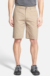 Men's Patagonia 'All Wear' Organic Cotton Canvas Shorts El Cap Khaki