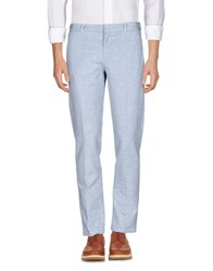 Circolo 1901 Casual Pants Sky Blue