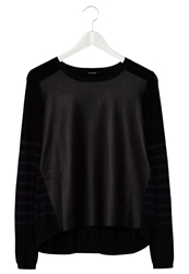 Kookai Long Sleeved Top Black