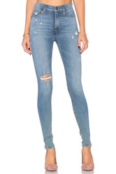 Hudson Jeans Barbara High Waist Skinny Blue