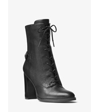 Carrigan Lace Up Leather Ankle Boot